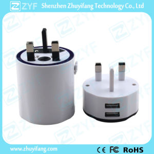 All-in-1 Universal Travel Adapter with USB Charger (ZYF9022) pictures & photos