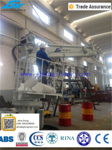 Elecric Hydraulic Crane with Stainless Steel Pipes pictures & photos