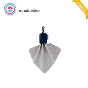 Factory Price Custom Microfiber Lens Cleaning Cloth pictures & photos