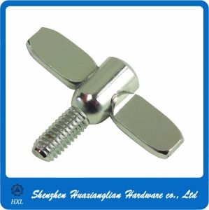 Stainless Steel Wing Screw Made in China pictures & photos