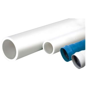 DIN 8061 Standard PVC-U Pipe for Cold Water Supply pictures & photos