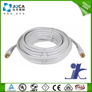75ohm CCTV RG6 Coaxial Cable Good Quality Manufacturer pictures & photos