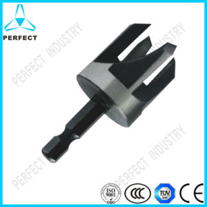 Hex Shank Claw Type Wood Plug Cutter pictures & photos