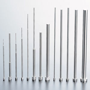 High Precision Non Standard Nitrided Ejector Pin of Plastic Injection Moulding pictures & photos