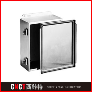 China Factory OEM Sheet Metal Enclosure pictures & photos