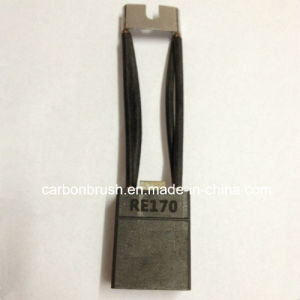 supplying E-Carbon RE50 Carbon Brushes for industry motor pictures & photos