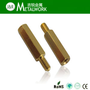 Brass / Alloy Copper Hex / Hexagon Head Standoff Screw pictures & photos