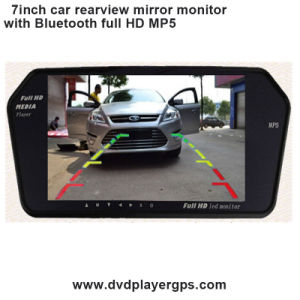 HD 1080P Recording Car DVR Rearview Monitor/Rear View Camera pictures & photos