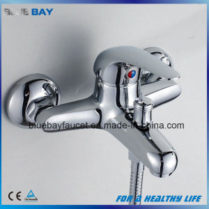 Most Popular Wall Mounted Brass Bath Shower Faucet pictures & photos