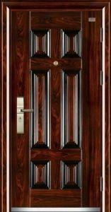 Classic Steel Door Design Model pictures & photos