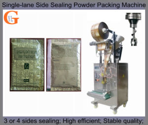 Powder Packing Machine for Nescafe Coffee (3 Sides Sealing; PLC contol; 40bags/min) pictures & photos