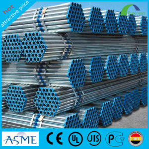 BS1387 Hot Dipped Galvanized Pipe for Greenhouse pictures & photos