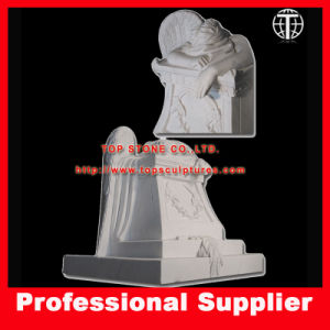 Weeping Angel Marble Sculptures Stone Carving Marble Statue pictures & photos