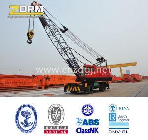 Electric Motor Double Winch Mobile Portal Crane pictures & photos