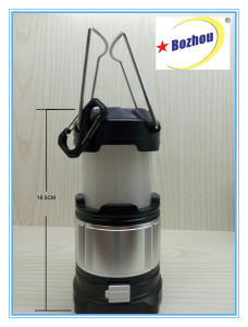New Design Multifunctional LED Camping Lantern with Hook pictures & photos