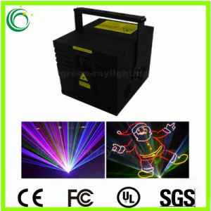 2W RGB Colorful Stage Laser RGB Light