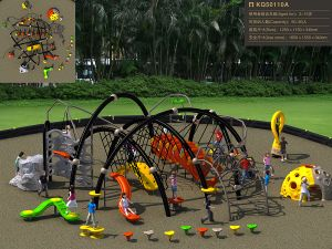 Kaiqi Outdoor Climbing Series for Children′s Playground (Best Seller) (KQ50110A) pictures & photos