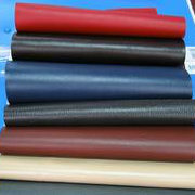 Black and Beige Leather for Car Seats (1221#) pictures & photos