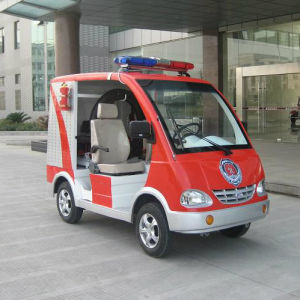 CE Approved 2-Seats Electric Fire Engine with Pump for Sale pictures & photos