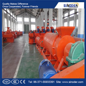Fertilizer Production Process Pan Granulator/Pellet Mill Machine pictures & photos