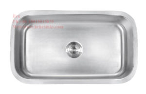 Stainless Steel Large Size Single Bowl Kitchen Sink, Kitchen Tank, Kitchen Basin, Sink, Stainless Steel Tank pictures & photos