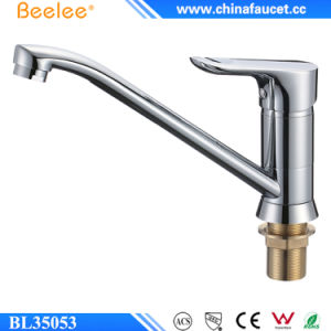 Commercial Kitchen Faucet Mixer Tap with Single Lever
