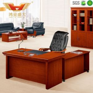 Hot Sale Wooden Offic Executive Computer Table (HY-D8416) pictures & photos