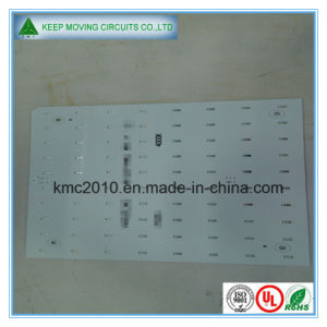 Fr4 2 Layer White LED Power PCB with LED Light pictures & photos