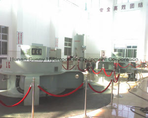 Low Head Kaplan/ Propeller Hydro (Water) Turbine-Generator/ Hydropower/ Hydroturbine pictures & photos