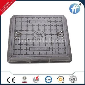 En 124 High Quality Composite FRP Manhole Cover pictures & photos
