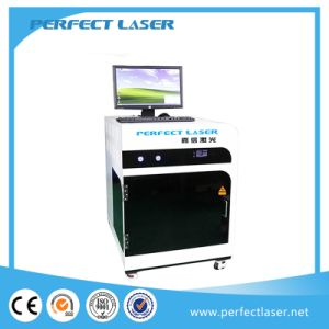 Competitive Price 3D Photo Crystal Cube Laser Sub-Surface Engraving Machine pictures & photos