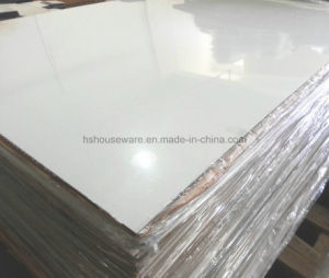 China Manufacturer 6mm Sublimation MDF Sheet 1.2mx2.4m pictures & photos
