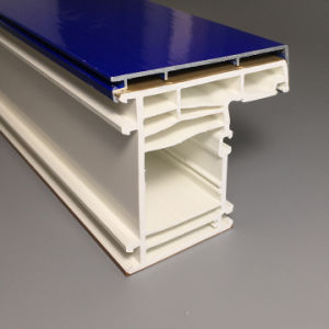 UV Protection PVC Profile for Windows pictures & photos