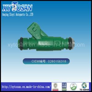 Auto Engine Spare Part Fuel Injector Nozzle for Nissan Z24/Peugeot 206 Citroen OEM 0280156318 pictures & photos