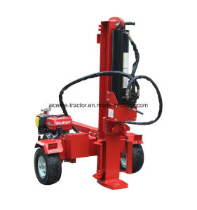 50t Petrol Engine Wood Splitter Ce EPA pictures & photos