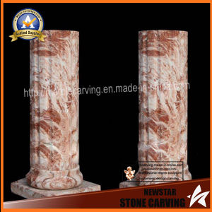 Sunset Marble Pillars, Decoration Roman Columns for Decoration pictures & photos
