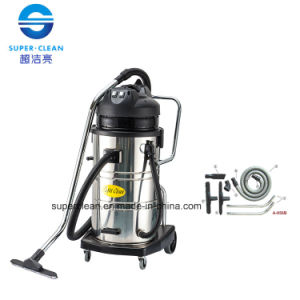 Light Clean 80L Wet and Dry Vacuum Cleaner pictures & photos