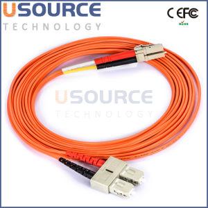 Patch Cable Sc-LC mm Duplex 50/125