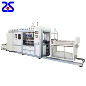 Zs-1220 Semi-Automatic Thin Gauge Thermoforming Machine pictures & photos
