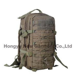 Outdoor Hiking Military Army Knapsack Backpack (HY-B035) pictures & photos