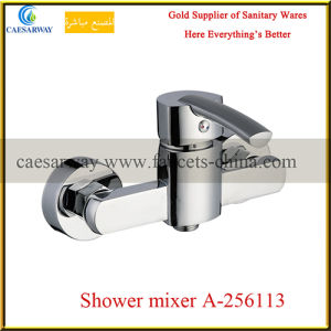 Wall Mounted Brass Shower Mixer pictures & photos