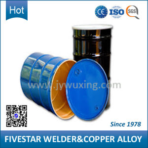 Oil Industry Narrow Mouth Steel Drum Seam Welding Machine pictures & photos