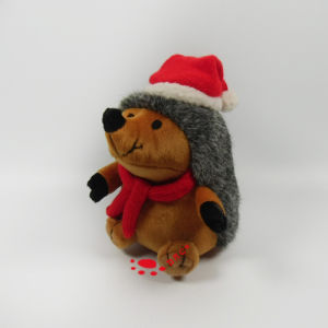 Plush Stuffed Christmas Rabbit pictures & photos