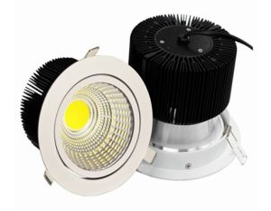 Dimmable LED Downlight with High Lumen