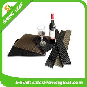 Popular Hot Sale Soft PVC Rubber Bar Mat (SLF-BM053) pictures & photos