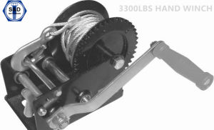 3300lbs Hand Winch Boat Winch Manual Winch pictures & photos