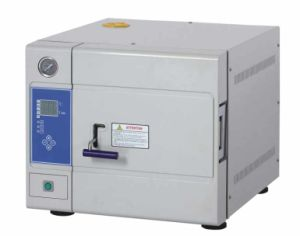 Table Top Steam Sterilizer (fully automatic microcomputer type) pictures & photos