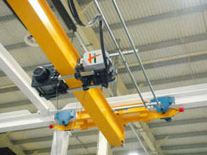 Hot Single Girder Bridge Crane with High Quality pictures & photos