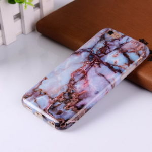 Custom Marble Mobile Cell Phone Case for iPhone pictures & photos
