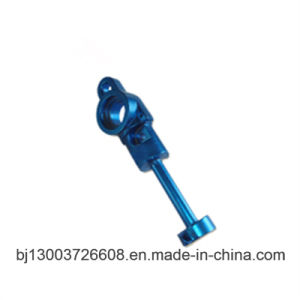 Blue Colour Hard Anoziding Aluminum Connecting Rod
